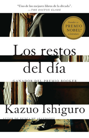 Los restos del dia by Kazuo Ishiguro