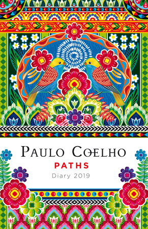 Paths: Day Planner 2019 by Paulo Coelho