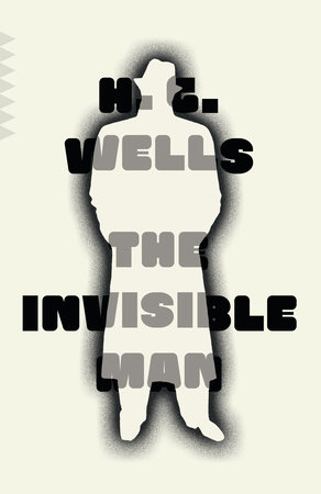 The cover of the book The Invisible Man