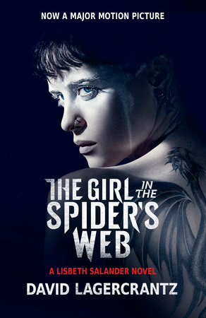 The Girl in the Spider's Web (Movie Tie-In) by David