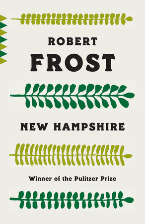 Image result for new hampshire robert frost book cover