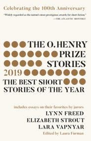 The O. Henry Prize Stories#100th Anniversary Edition (2019)