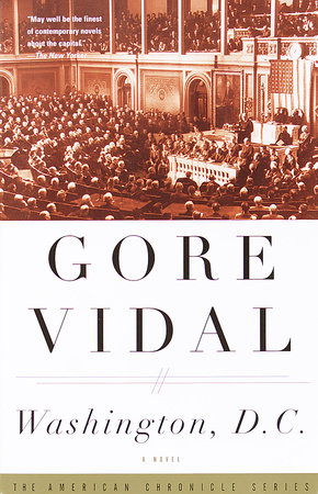 Washington, D.C. by Gore Vidal