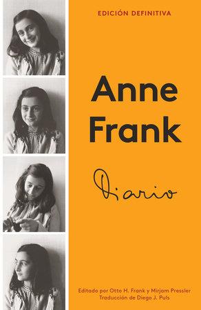 Diario de Anne Frank by Anne Frank