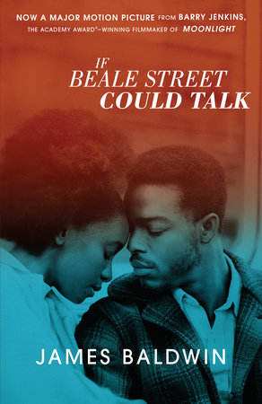 The cover of the book If Beale Street Could Talk (Movie Tie-In)