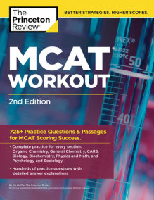 MCAT Workout, 2nd Edition