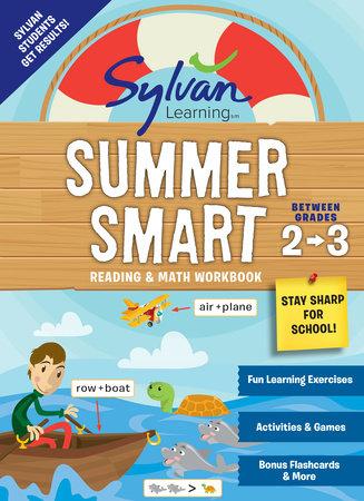 Sylvan Summer Smart Workbook: Between Grades 2 & 3