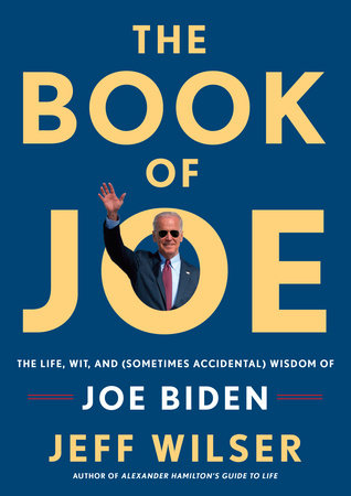 The Book of Joe by Jeff Wilser