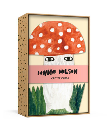 Donna Wilson Critter Cards