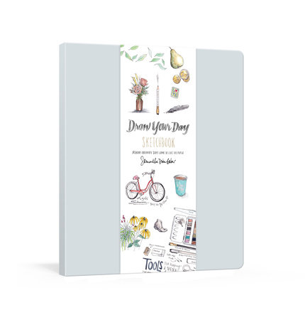 Draw Your Day Sketchbook by Samantha Dion Baker