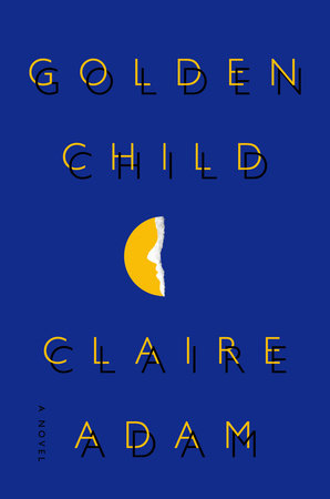 The cover of the book Golden Child