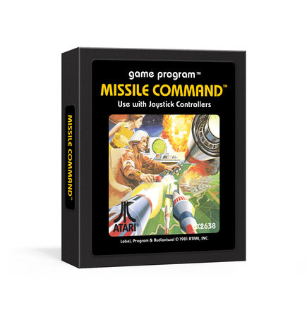 Missile Command: The Atari 2600 Game Journal by Atari