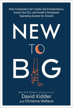 New to Big by David Kidder and Christina Wallace