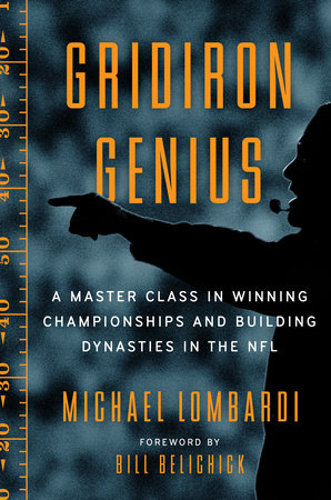 The cover of the book Gridiron Genius