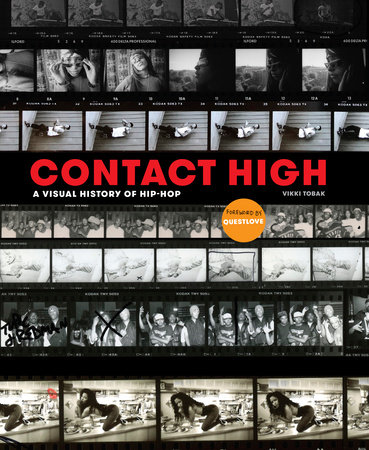 The cover of the book Contact High