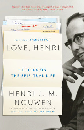Love, Henri by Henri J.M. Nouwen