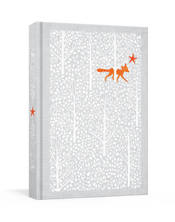 The cover of the book The Fox and the Star: A Keepsake Journal