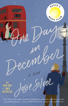 The cover of the book One Day in December