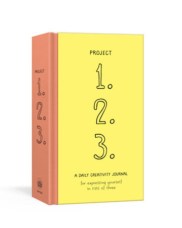 The cover of the book Project 1, 2, 3