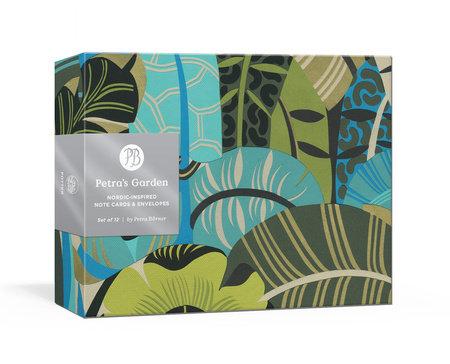 Petra's Garden Note Cards