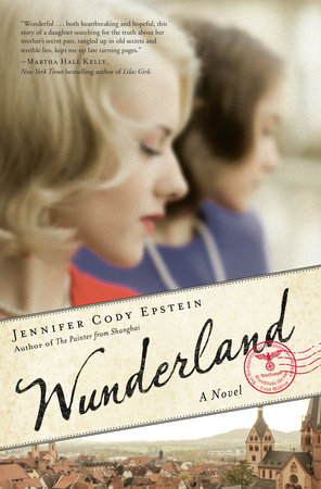 The cover of the book Wunderland