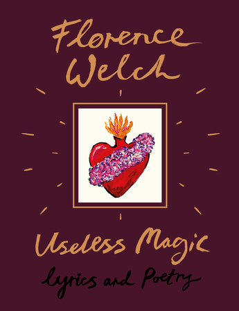 The cover of the book Useless Magic