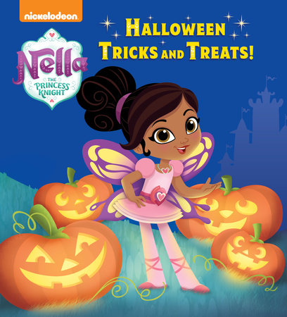 Halloween Tricks and Treats! (Nella the Princess Knight)