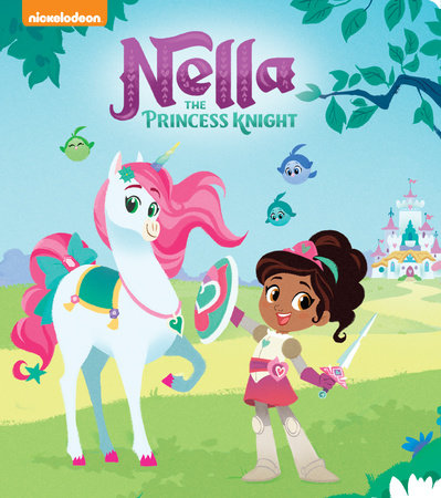 Nella the Princess Knight Board Book (Nella the Princess Knight)