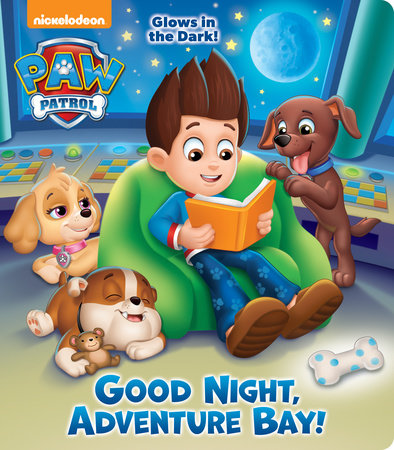 Good Night, Adventure Bay! (PAW Patrol)