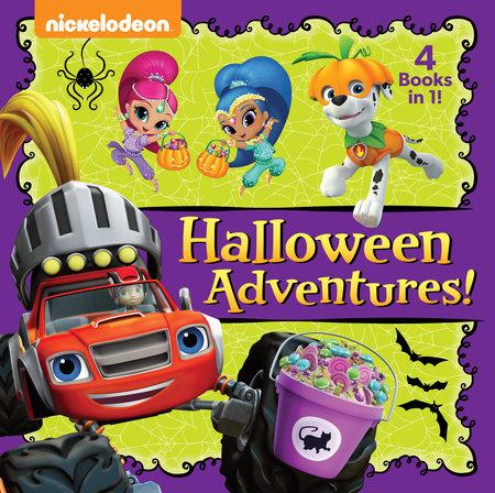 Halloween Adventures! (Nickelodeon) by Random House