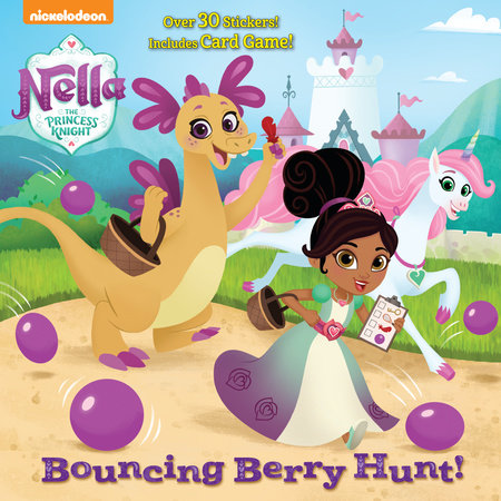 Bouncing Berry Hunt! (Nella the Princess Knight)