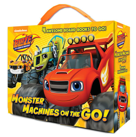 Monster Machines on the Go! (Blaze and the Monster Machines)