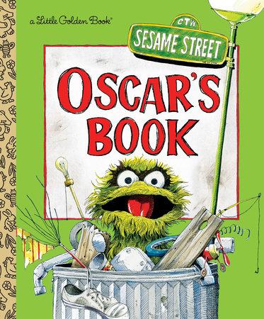 Oscar's Book (Sesame Street) by Golden Books
