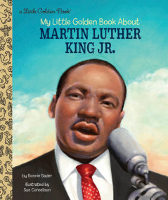 My Little Golden Book About Martin Luther King Jr.