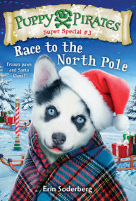 Puppy Pirates Super Special #3: Race to the North Pole