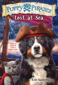 Puppy Pirates #7: Lost at Sea