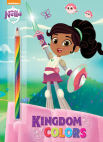 Kingdom of Colors (Nella the Princess Knight)
