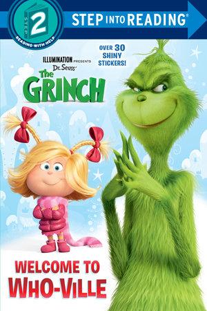 Illumination presents Dr. Seuss' The Grinch Deluxe Step into Reading (Illumination's The Grinch)