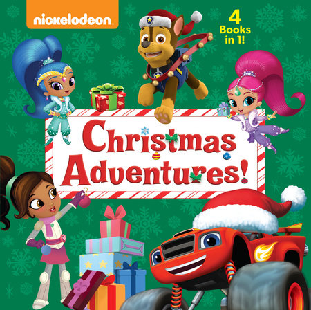 Christmas Adventures! (Nickelodeon) by Random House