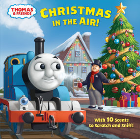 Christmas in the Air! (Thomas & Friends)