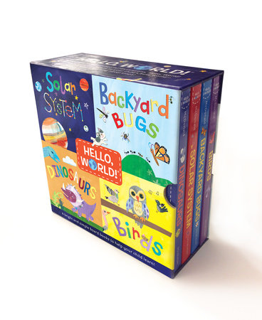 Hello, World! Boxed Set by Jill McDonald
