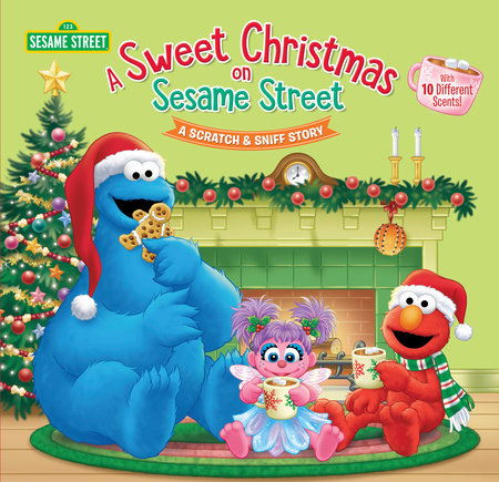 A Sweet Christmas on Sesame Street (Sesame Street) by Jodie Shepherd ...