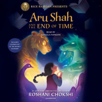 Aru Shah and the End of Time (A Pandava Novel Book 1) Cover