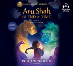 Aru Shah and the End of Time (A Pandava Novel Book 1)