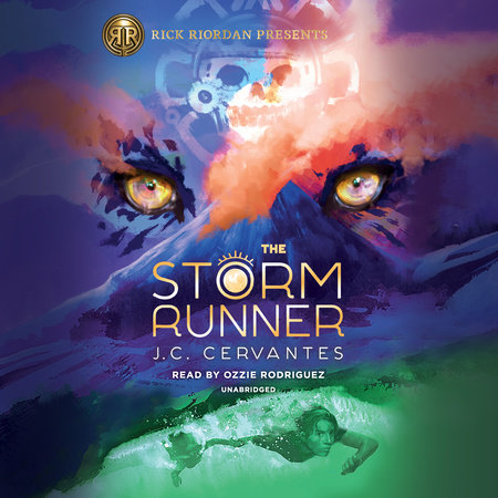 The Storm Runner by J. C. Cervantes