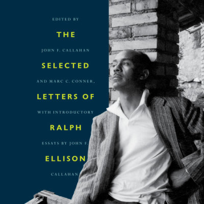 The Selected Letters of Ralph Ellison cover