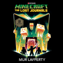Minecraft: The Lost Journals Cover