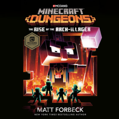 Minecraft Dungeons: The Rise of the Arch-Illager cover