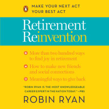 Retirement Reinvention Cover