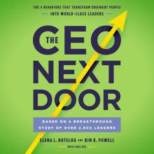 The CEO Next Door Cover